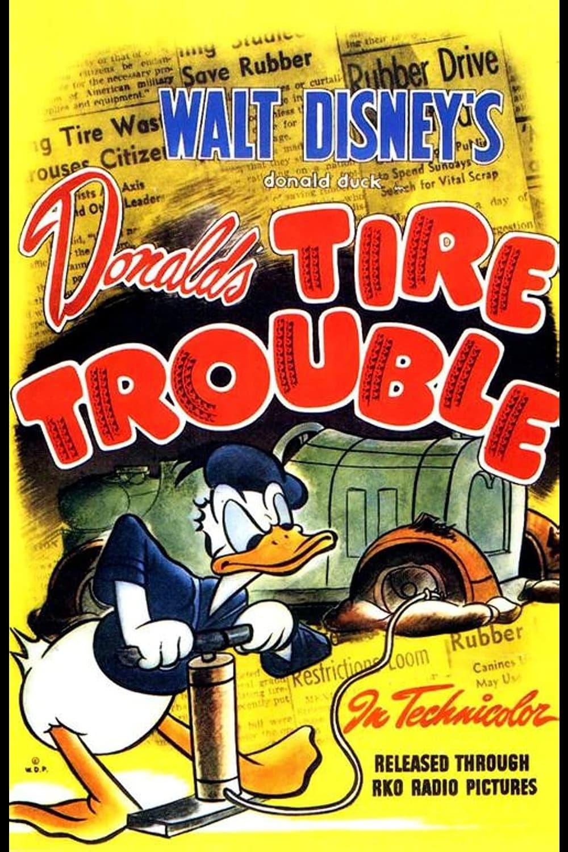 El Pato Donald: Parches para ruedas