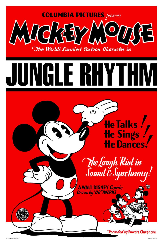 Les Rythmes de la jungle