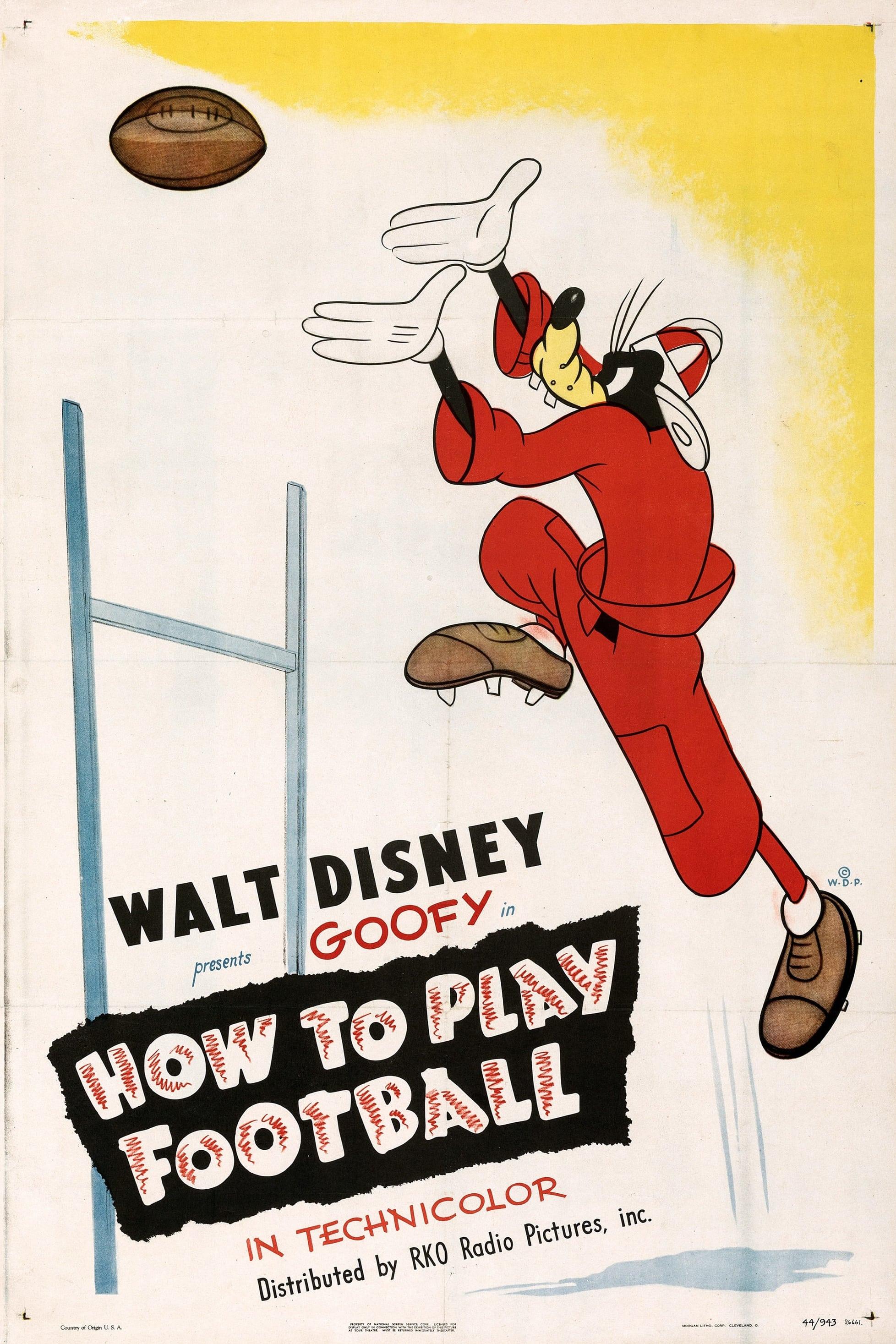 Dingo Joue au Football