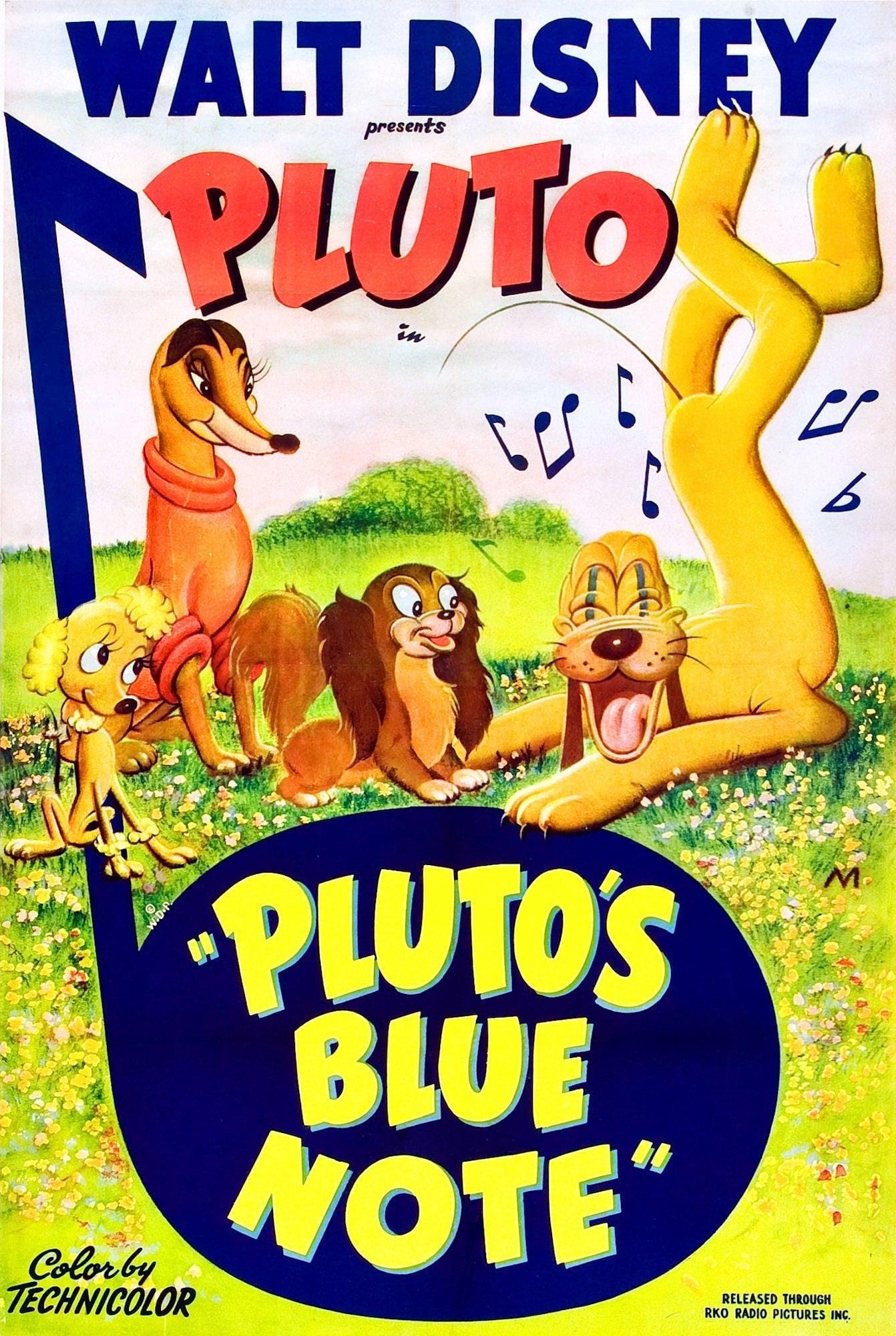 Pluto Chanteur de Charme