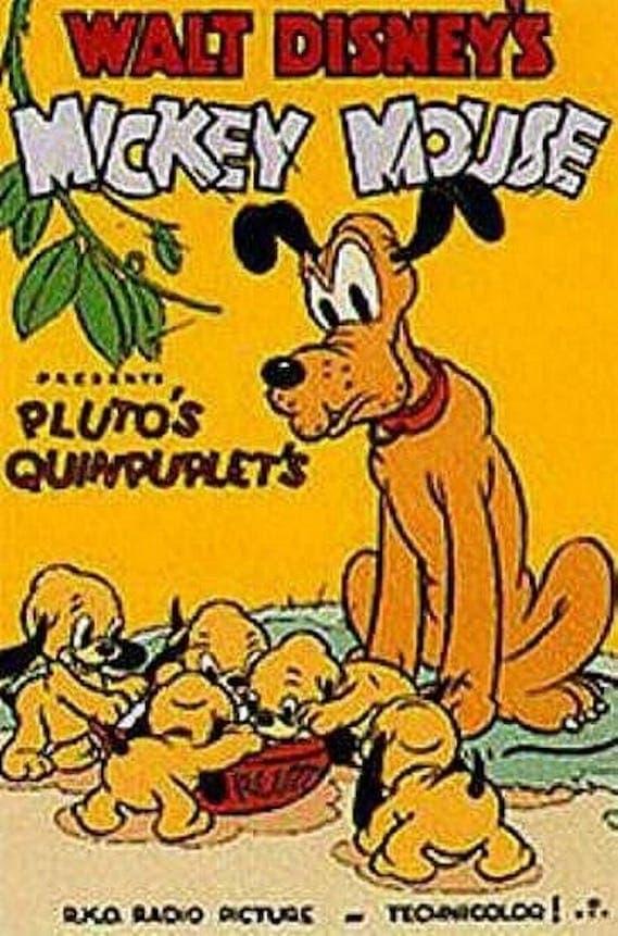 Les Quintuplés de Pluto