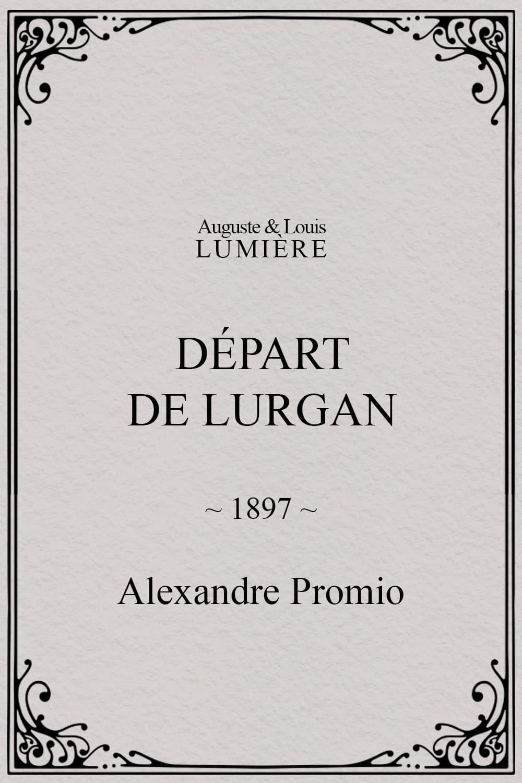 Départ de Lurgan