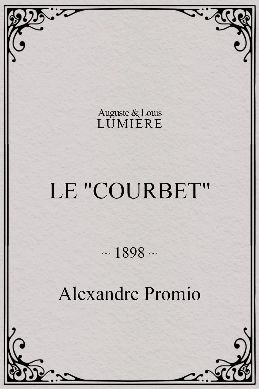 """Le """"Courbet"""""""