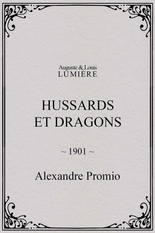 Hussards et dragons