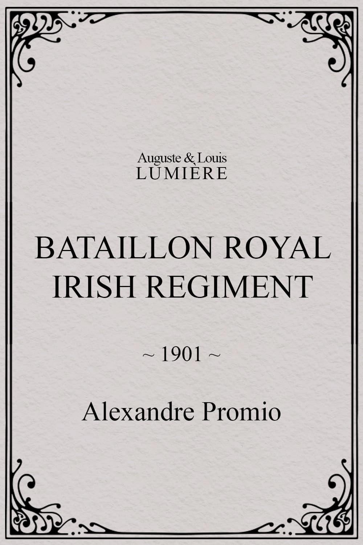 Bataillon Royal Irish Regiment