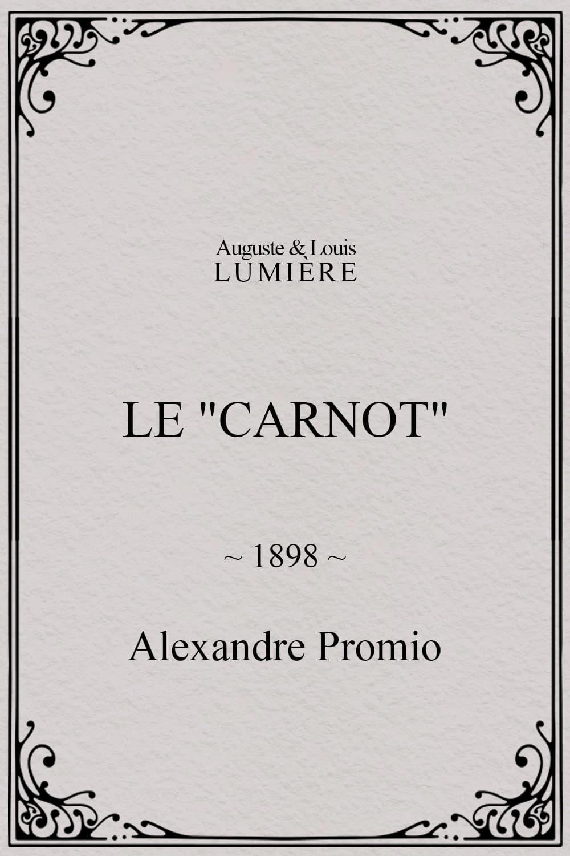 "Le ""Carnot"""