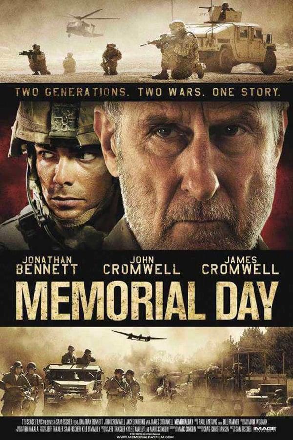 Memorial Day - Lembranças de uma Guerra