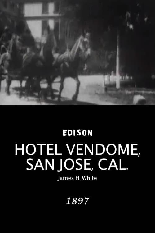 Hotel Vendome, San Jose, Cal.