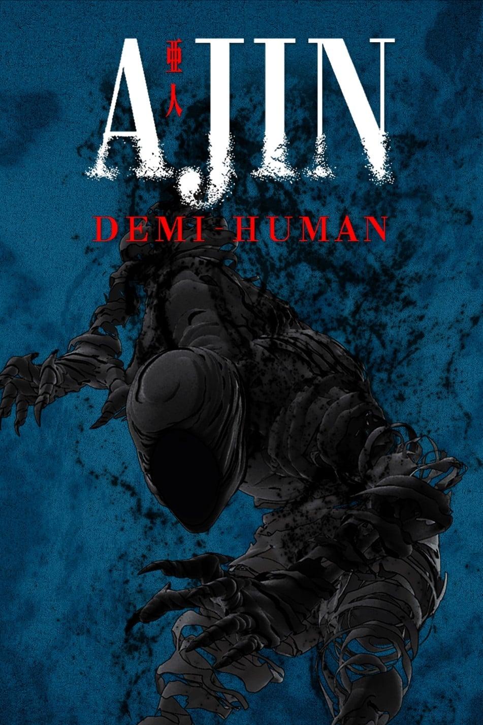 Ajin : semi-humain