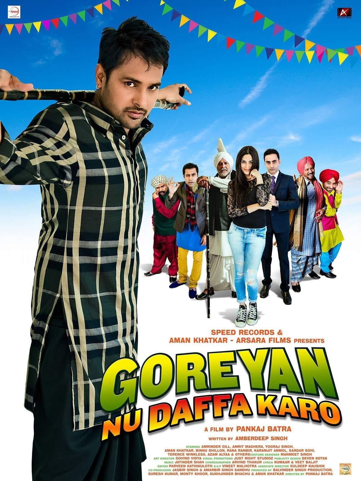 Goreyan Nu Daffa Karo