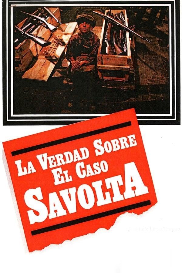 The Truth on the Savolta Affair