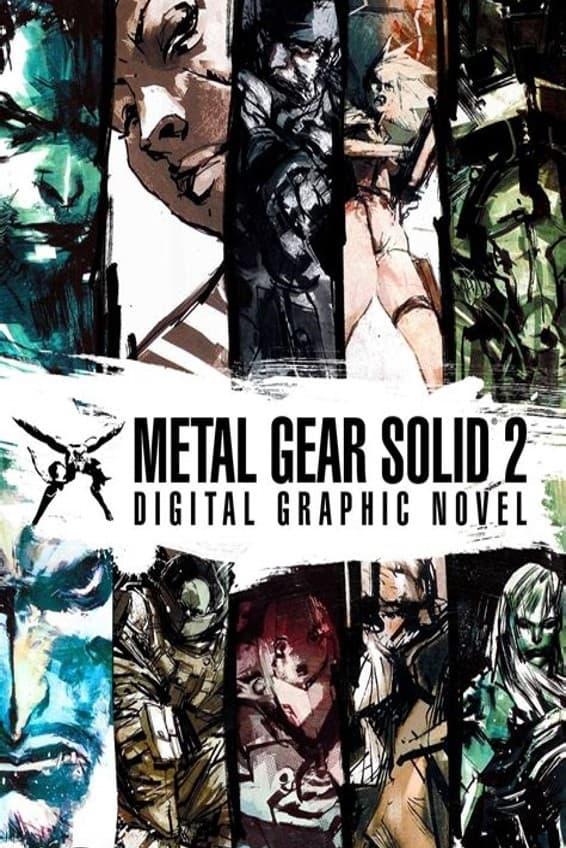 Metal Gear Solid 2: Digital Graphic Novel