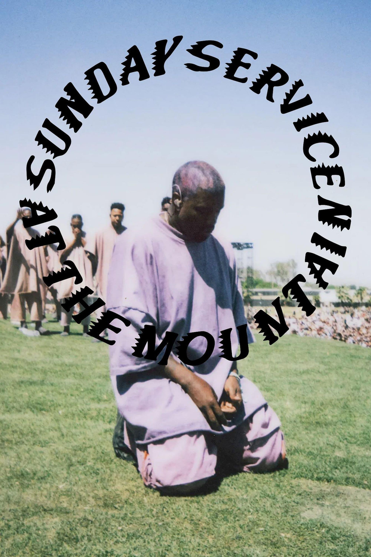 Kanye West - Sunday Service At The Mountain