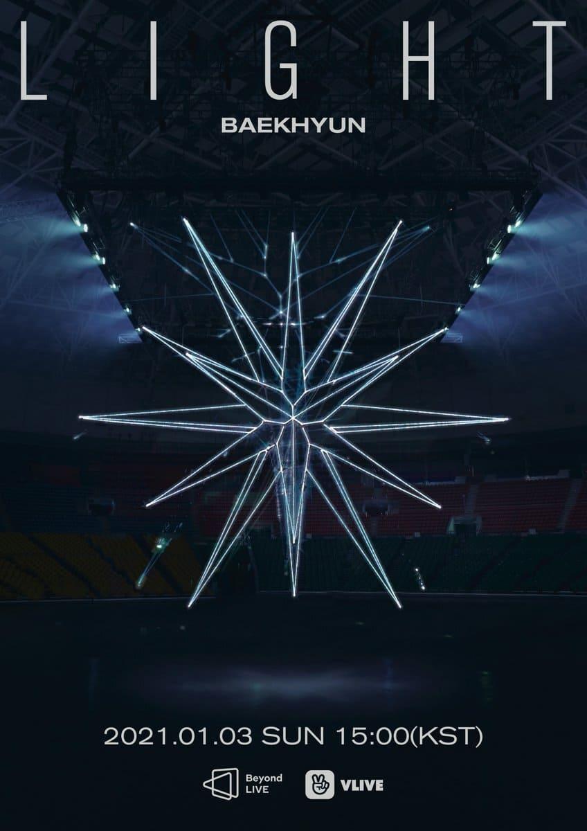 BAEKHYUN : LIGHT