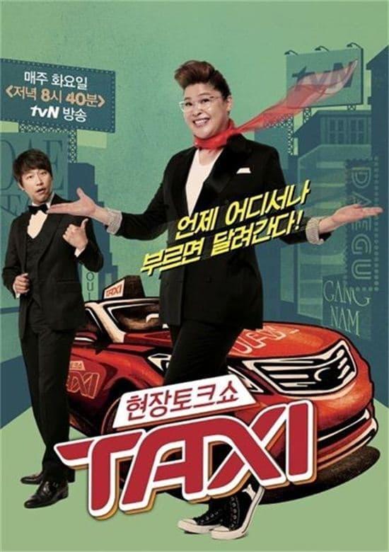 Live Talk Show Taxi