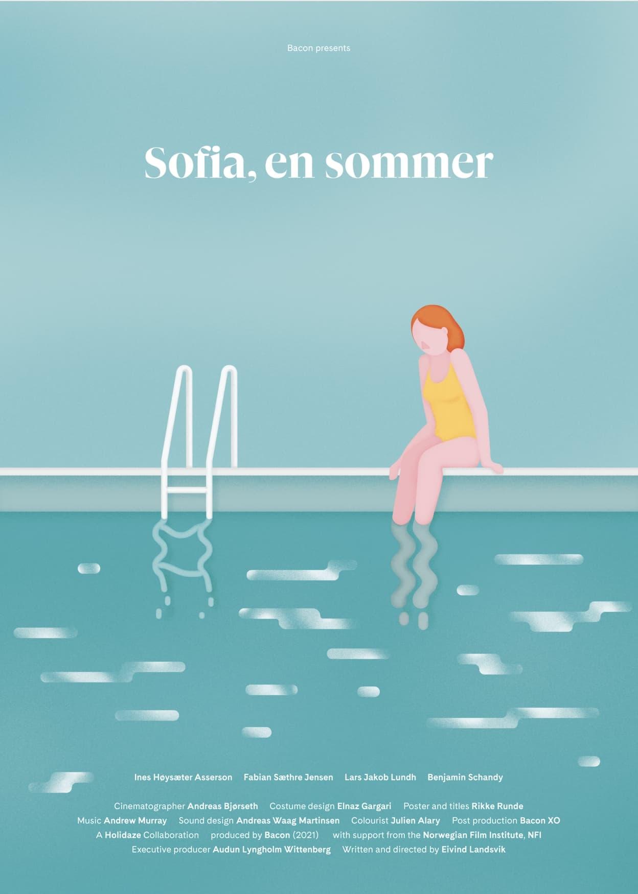 Sofia, en sommer