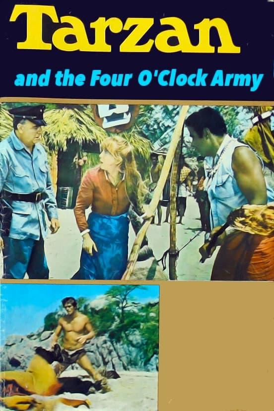 Tarzan and the Four O'Clock Army