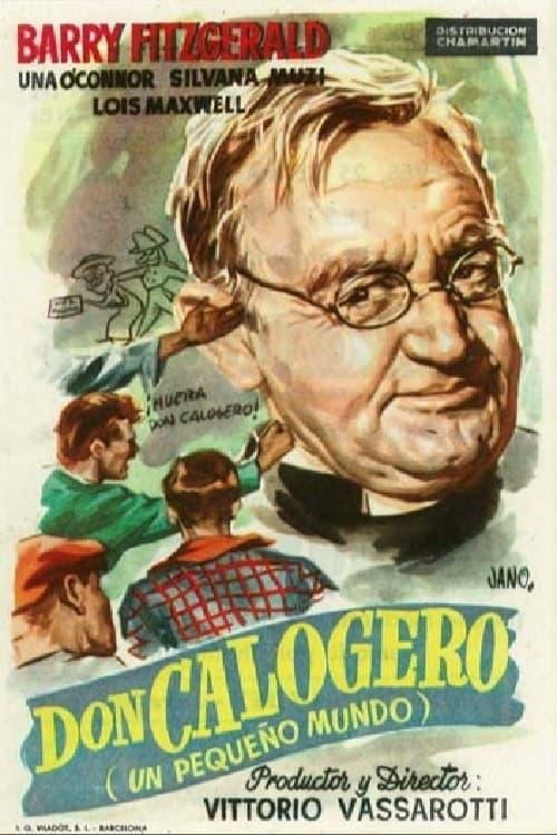 Don Calogero (Un pequeño mundo)