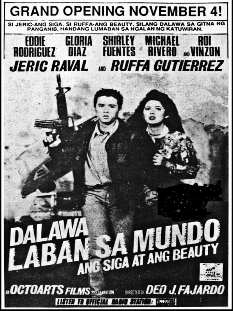 Dalawa Laban Sa Mundo: Ang Siga At Ang Beauty
