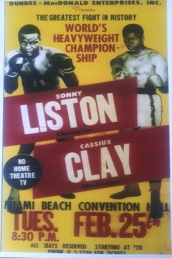 Muhammad Ali vs Sonny Liston I