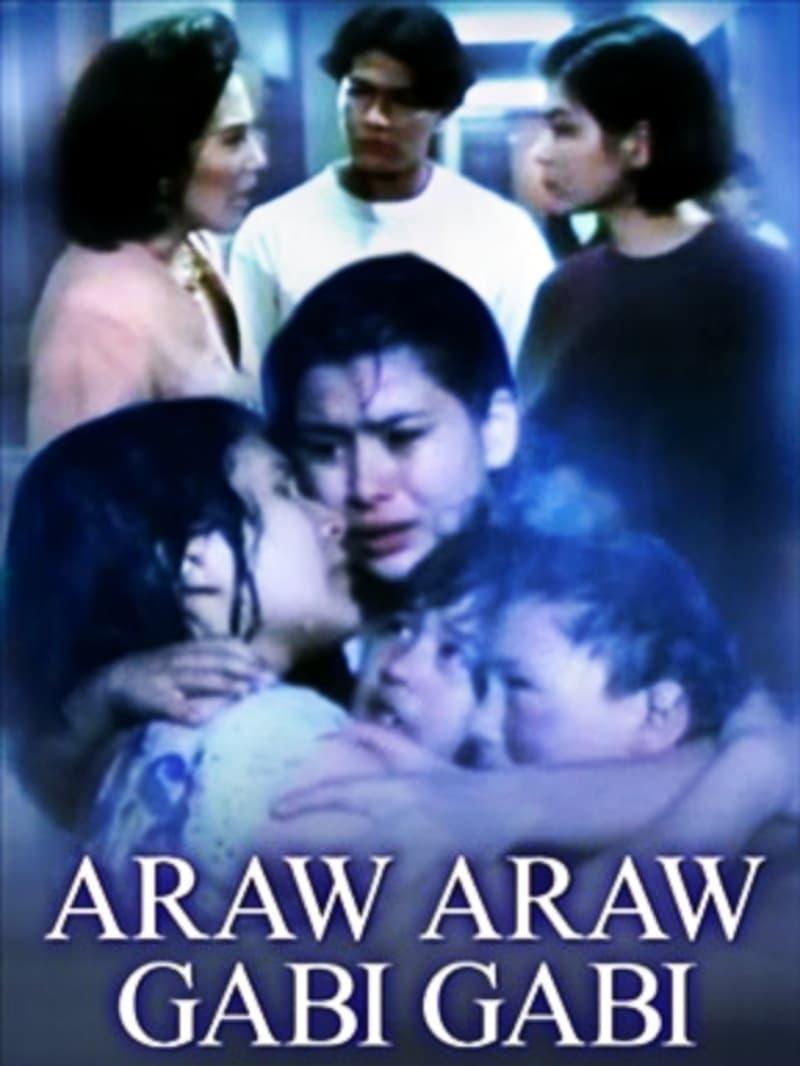 Araw-araw, gabi-gabi