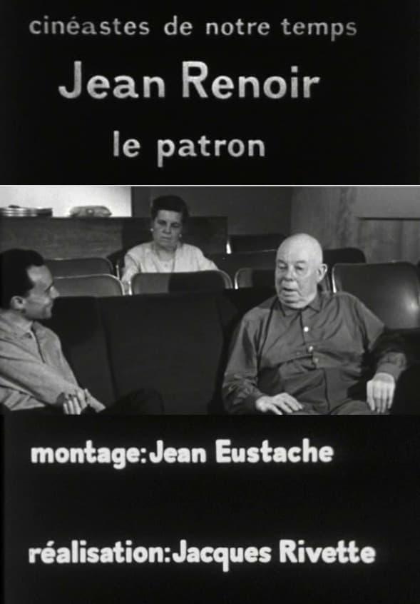 Jean Renoir le patron: La règle et l'exception
