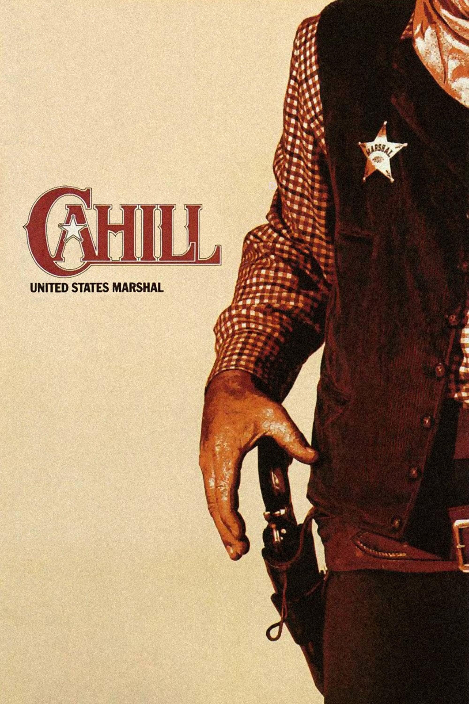 Cahill, Xerife do Oeste