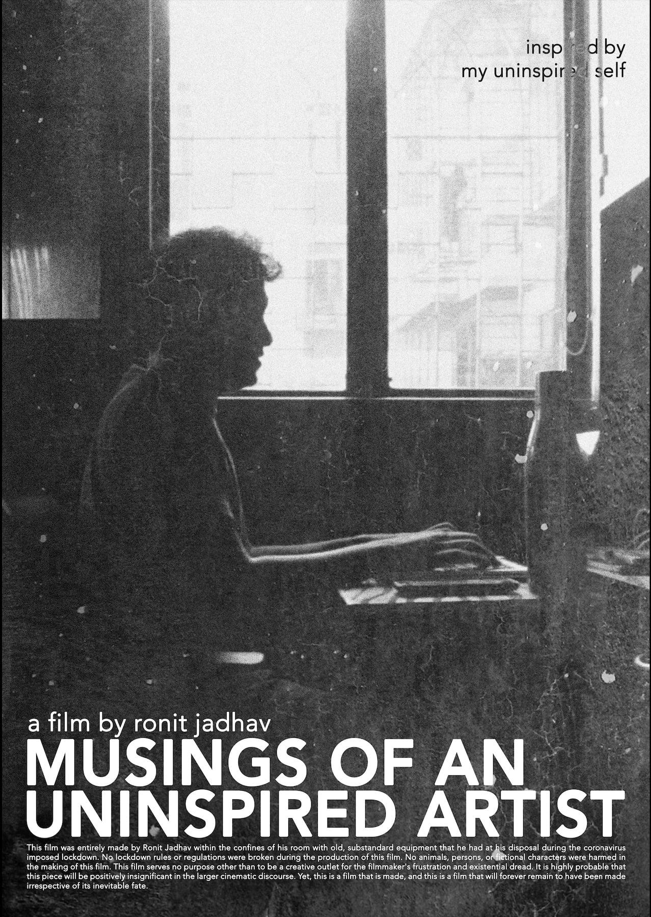 Musings of an Uninspired Artist