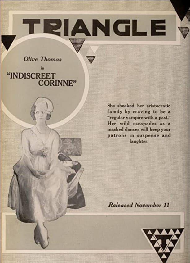 Indiscreet Corrine