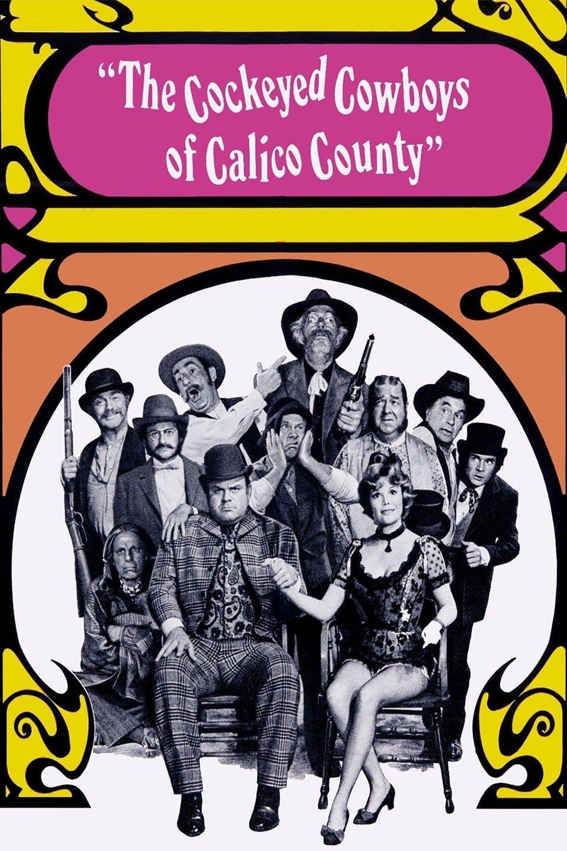 Los disparatados vaqueros de Calico County