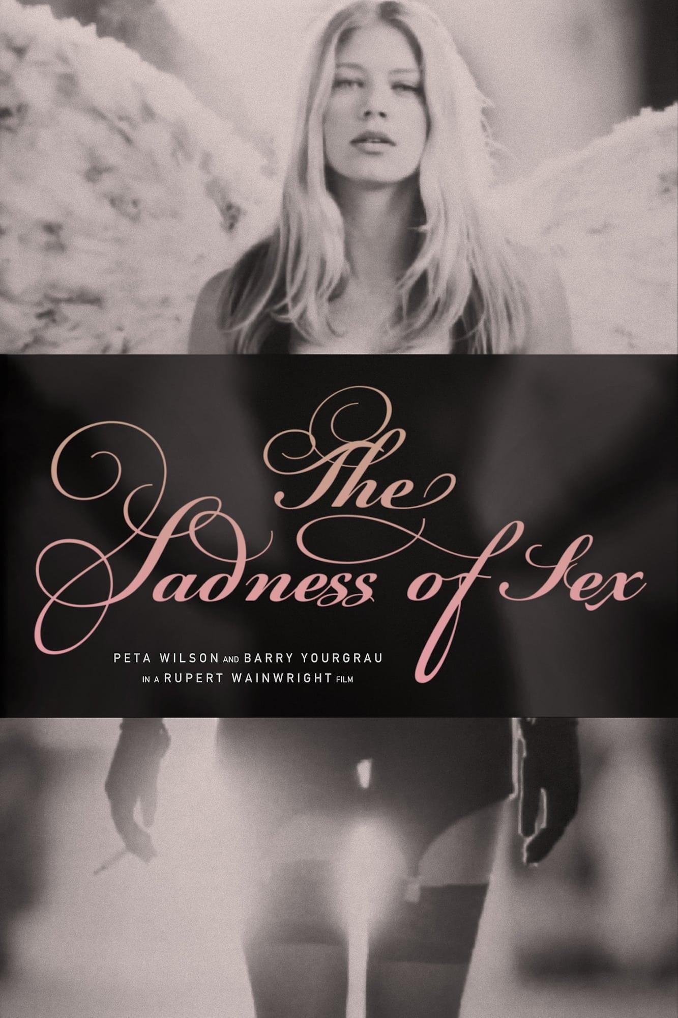 The Sadness of Sex