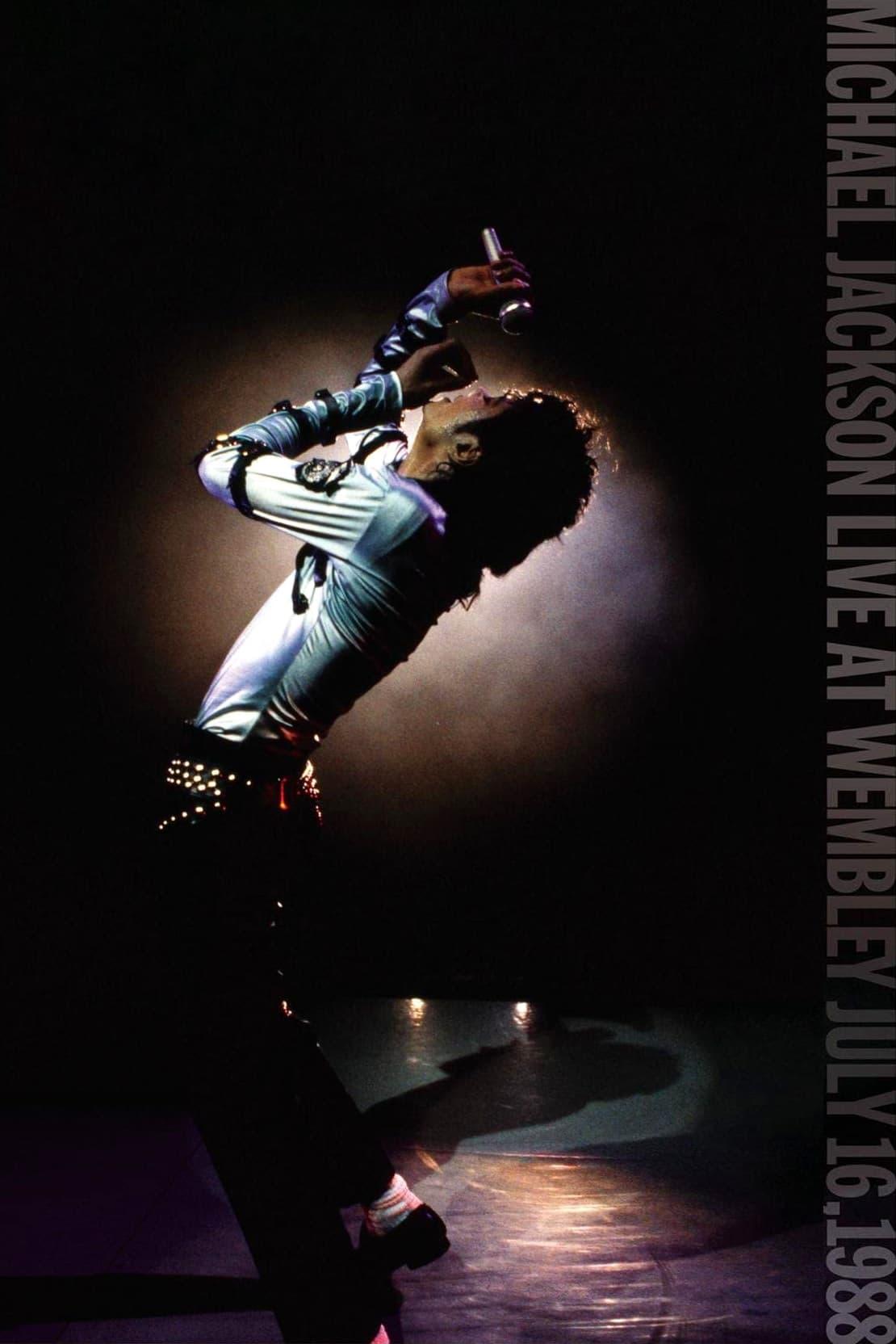 Michael Jackson: Live at Wembley 7.16.1988