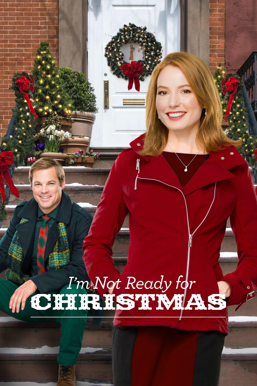No estoy preparada para la Navidad