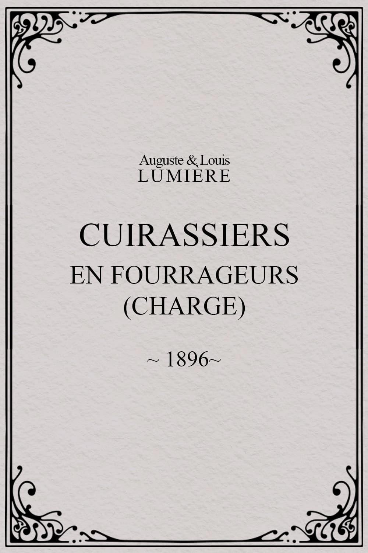 Cuirassiers : en fourrageurs (charge)