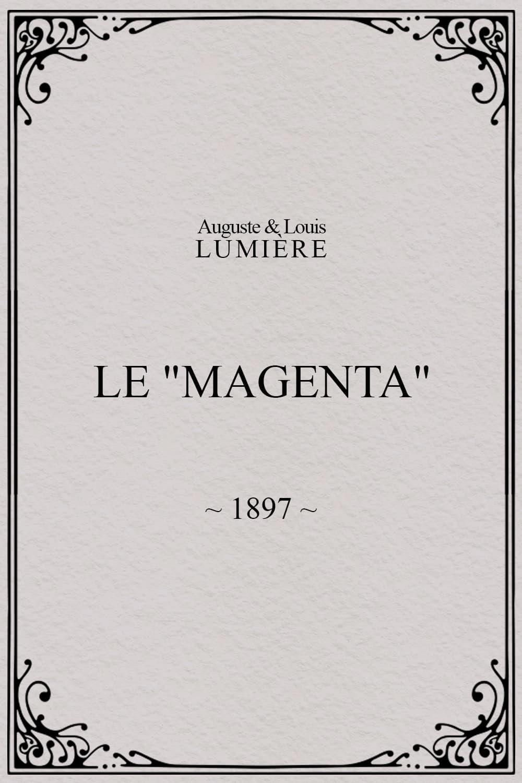 """Le """"Magenta"""""""