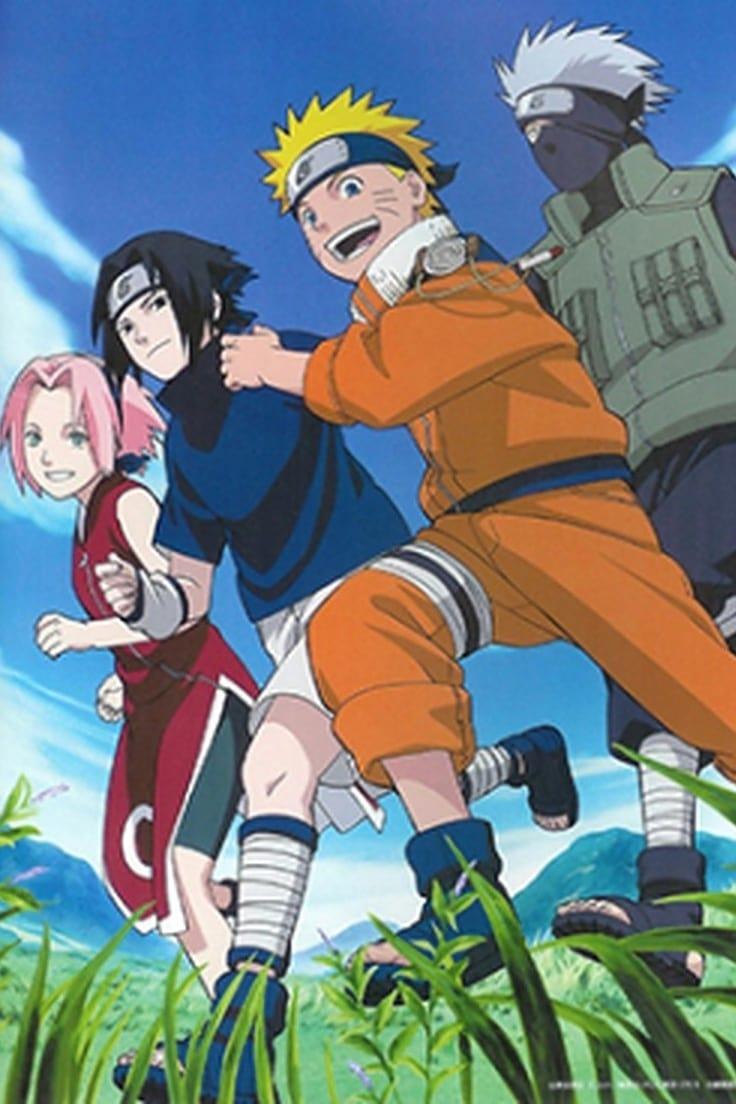 Naruto: El Festival Deportivo de Konoha - OVA