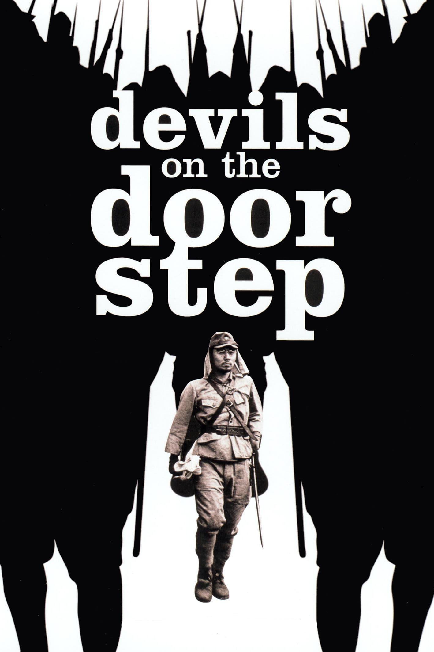 Los demonios en mi puerta