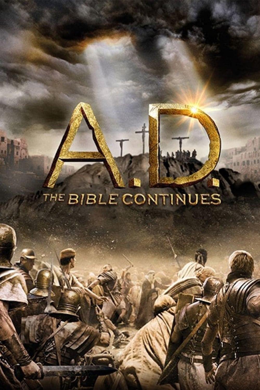 A.D. La biblia continúa