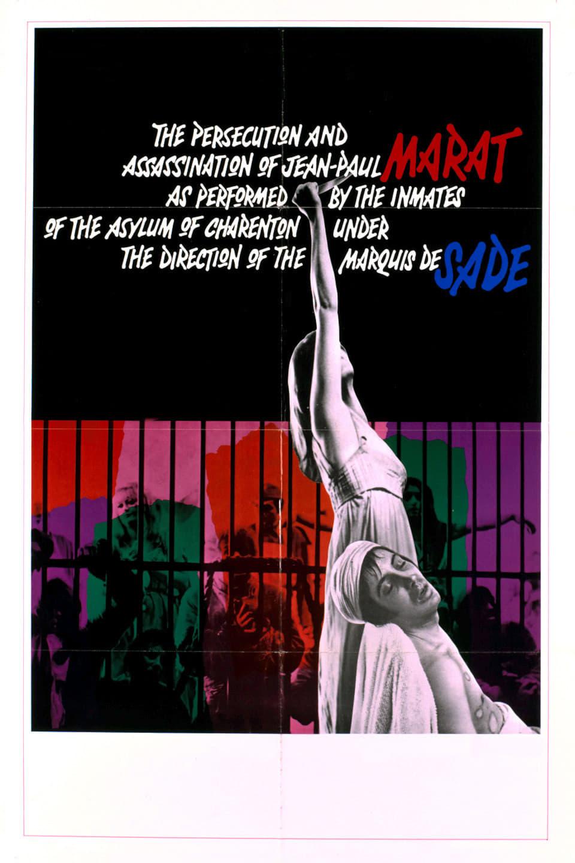 A Perseguição e o Assassinato de Jen-Paul Marat Desempenhados Pelos Loucos do Asilo de Charenton Sob a Direção do Marquês de Sade