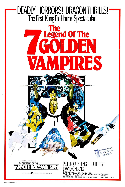 Kung Fu contra los 7 vampiros de oro