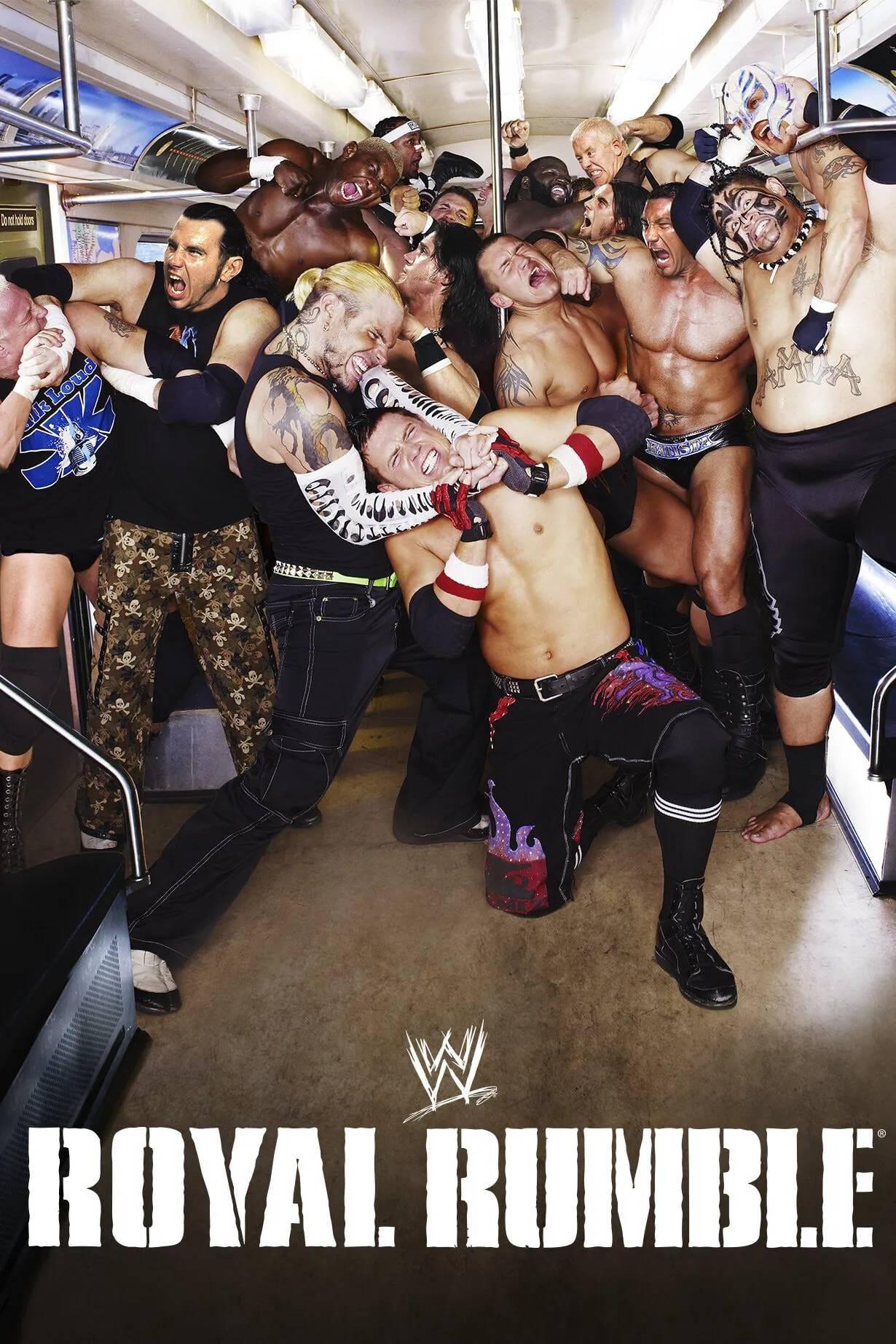 WWE Royal Rumble 2008