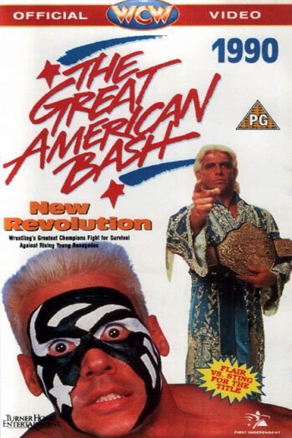 NWA The Great American Bash 1990