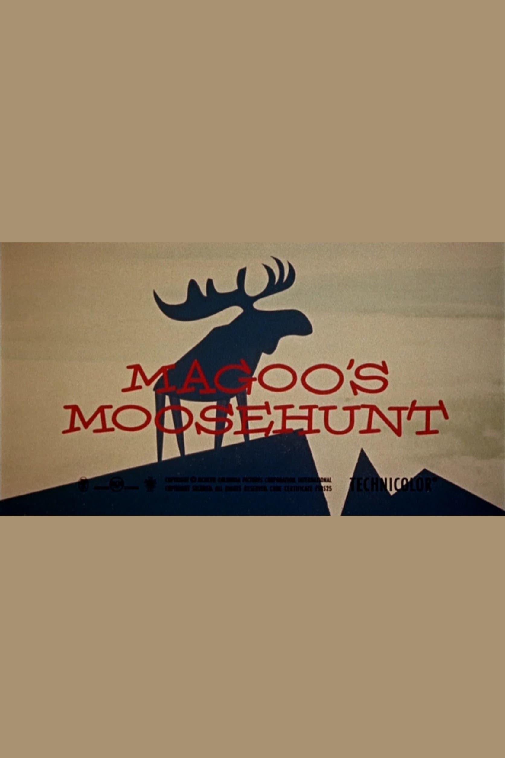 Magoo's Moose Hunt