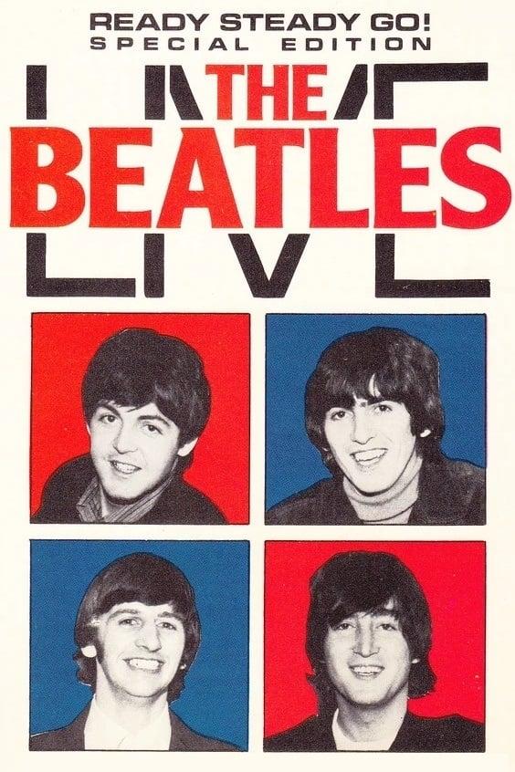 Ready Steady Go! The Beatles Live