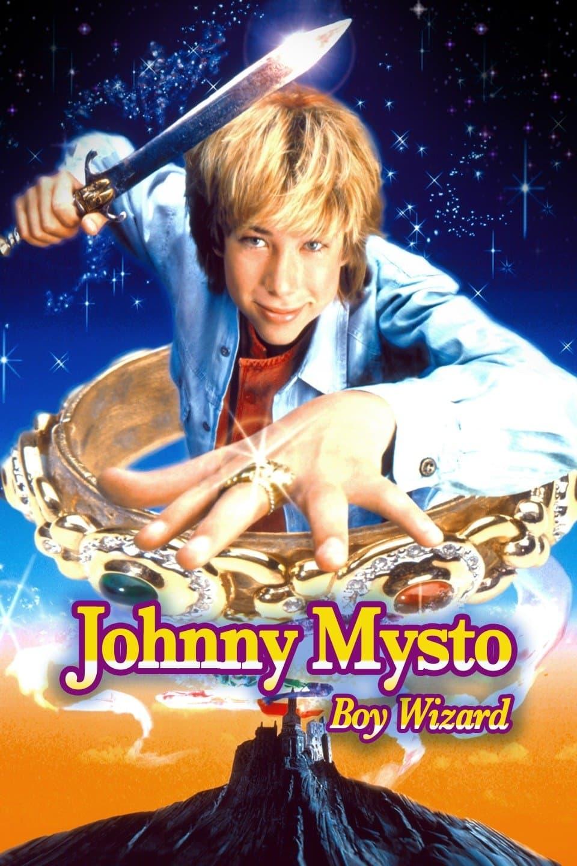 Johnny Mysto: Boy Wizard