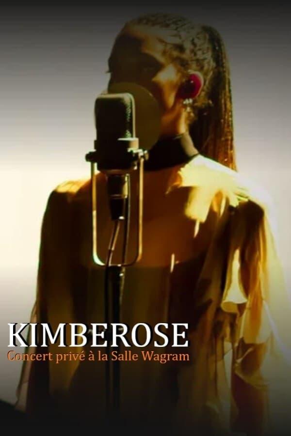 Kimberose in Private Paris Concert