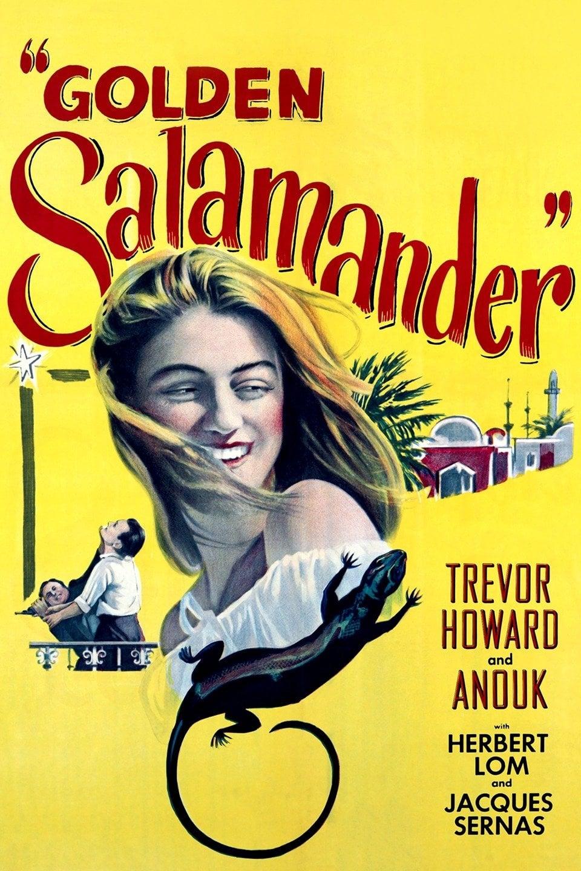 La salamandra de oro