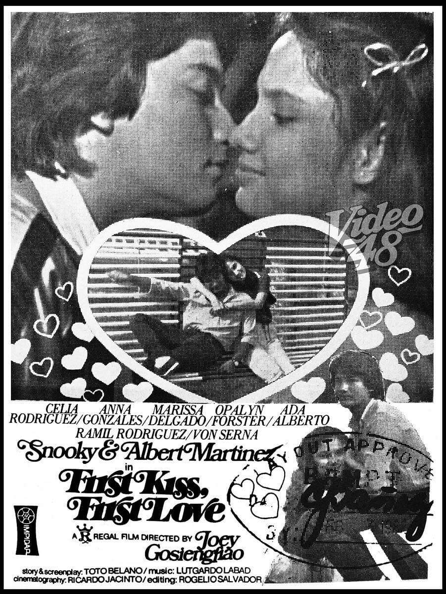 First Kiss, First Love