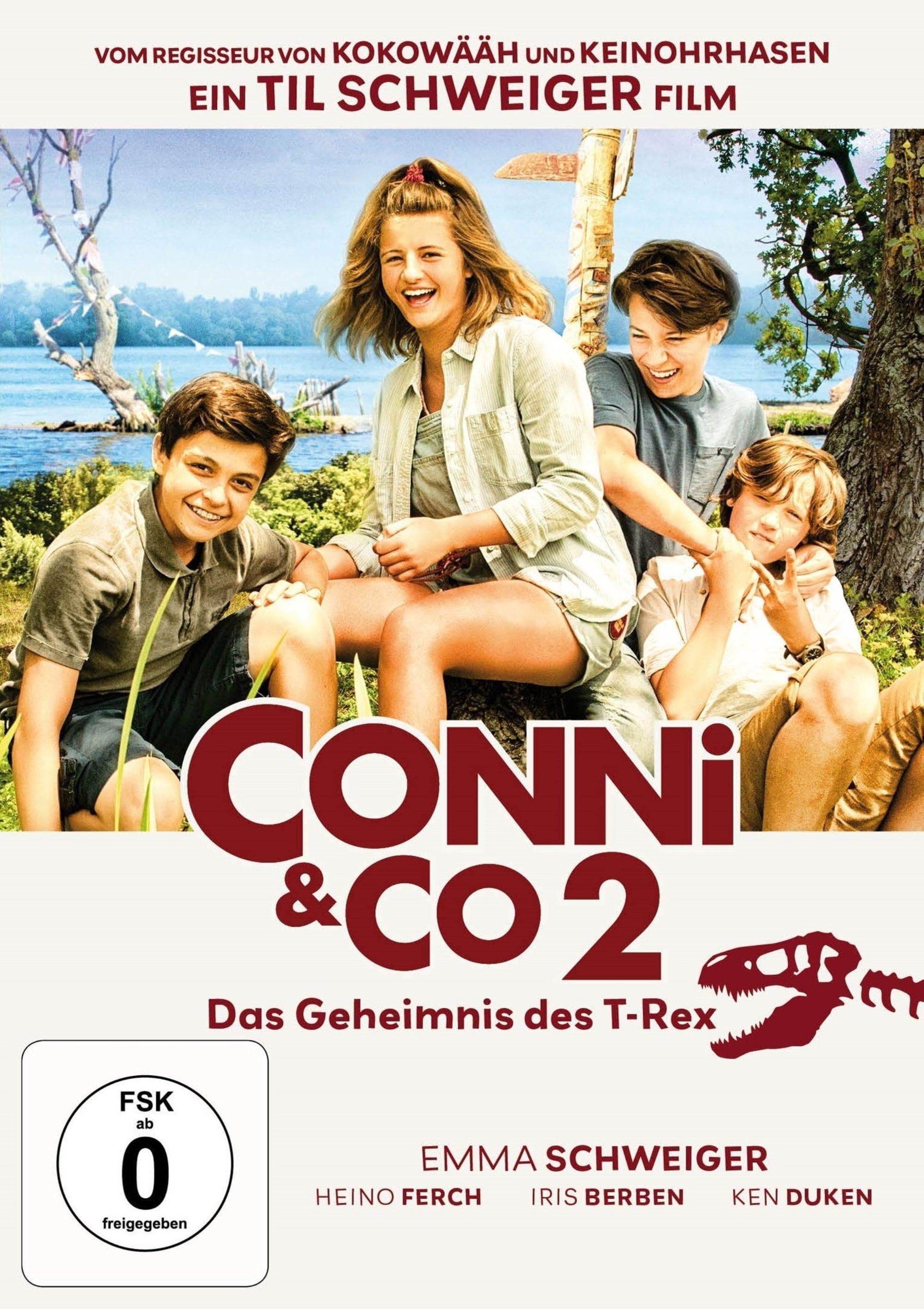 Conni & Co. 2 - The secret of the T-Rex