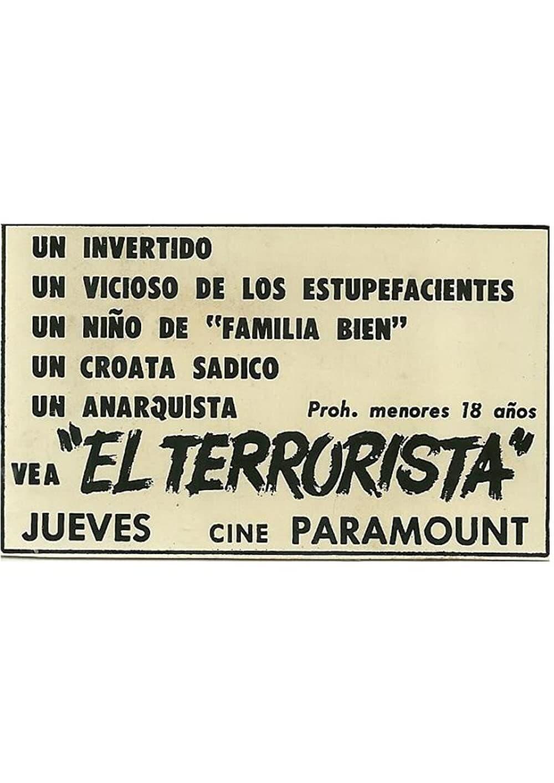 El terrorista